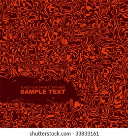 abstract background. ink style, vector illustration for cover CD
