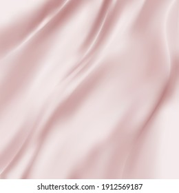 abstract background luxury pink fabric or liquid wave or wavy folds grunge silk texture satin velvet material