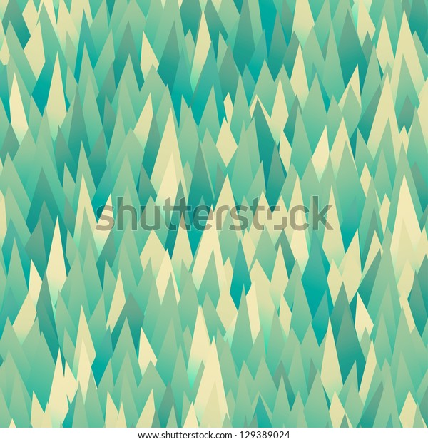 Abstract background with many spikes, vector illustration