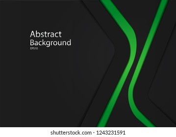 Abstract background, modern style overlay, with space for design, text input ,Design business cards, website, brochures, leaflets, banners.