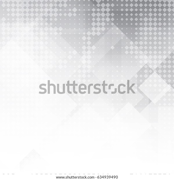 Abstract background with a modern techno diamond design