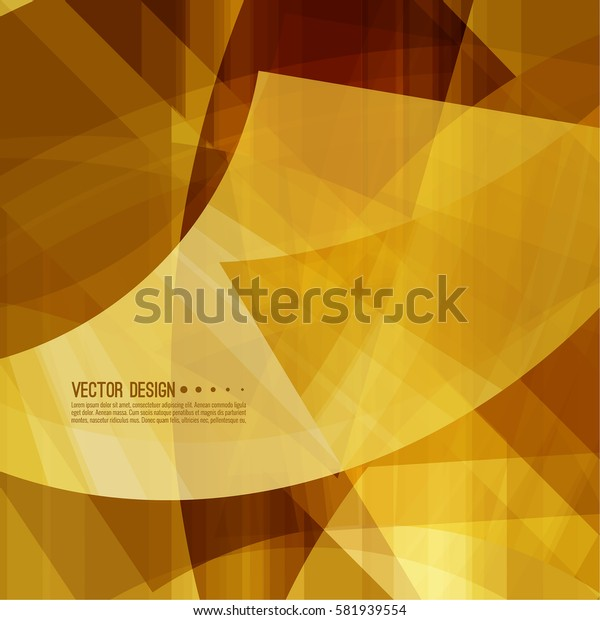 Abstract background with movement chaotic mess stripes.