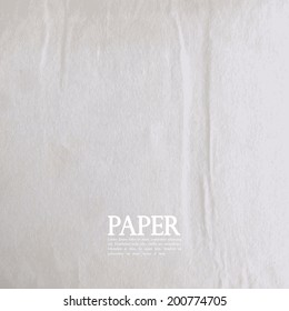 abstract background with old crumpled paper texture