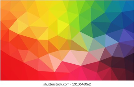 Abstract background polygon colorful for your design, Design by Inkscape.