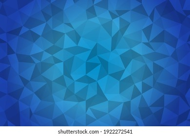 Abstract background from polygon and triangle