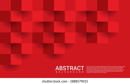abstract background in red, perfect for backgrounds, covers, and wallpapers