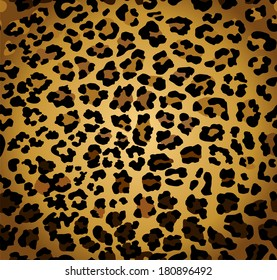 Leopard print images stock photos vectors shutterstock abstract background with seamless leopard print thecheapjerseys Choice Image