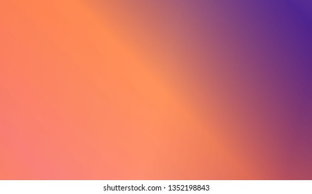 Abstract Background With Smooth Gradient Color. For Your Graphic Wallpaper, Cover Book, Banner. Vector Illustration