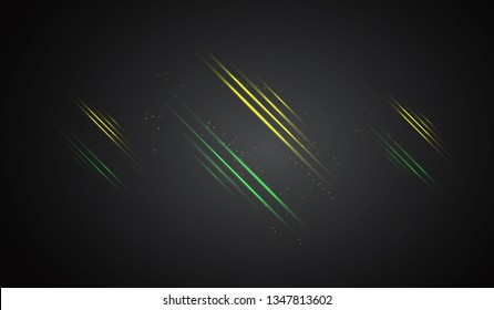 Abstract Background Stylish Dark Black  with Effects Modern Minimal. Eps 10