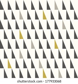 abstract background with triangles. simple and beauty