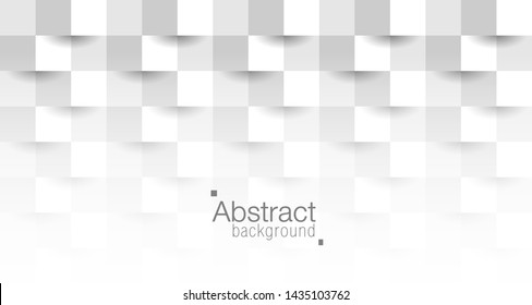 Abstract background. Vector background 3d paper art style.