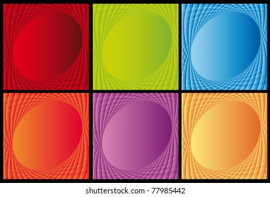 Abstract background - vector illustration