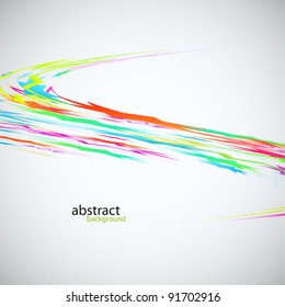 abstract background. Vector illustration. Best choice