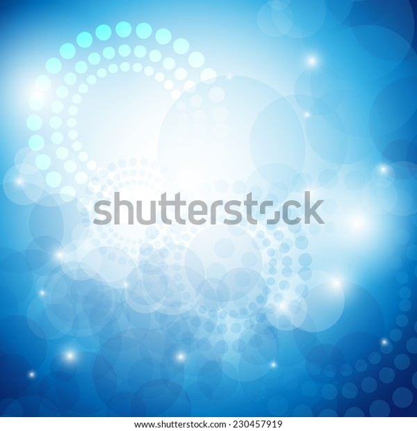Abstract Background - Vector Illustration, Graphic Design Useful For Your Design