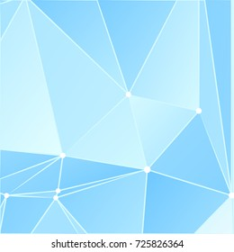 Abstract background. Vector illustration. Used mesh and transparency layers of background