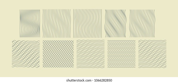Abstract background with wavy lines. Dynamic effect. Vector illustration. Cover design template. Art texture for poster, card, cover, postcard, labels, stickers.