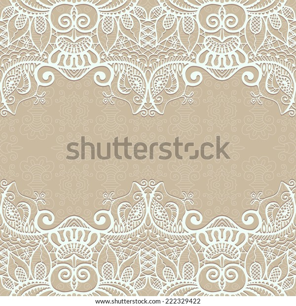 Abstract Background Wedding Invitation Greeting Card Stock Vector
