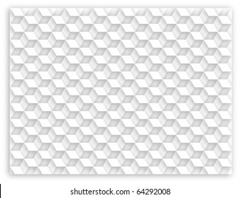 abstract background white box pattern