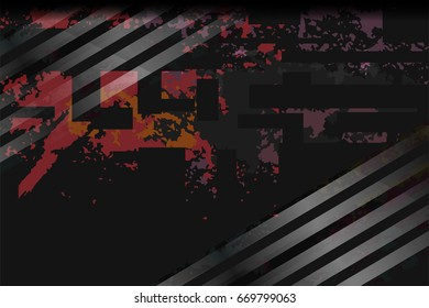 Abstract Backgrounds Design, vector illustration