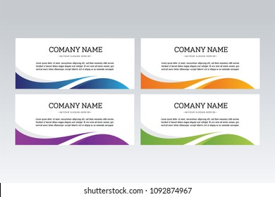 Abstract Banner Design. Facebook cover. Sale Posters. Banner set.
