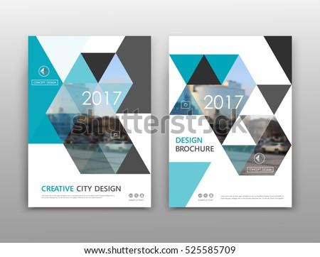 abstract binder art white a 4 brochure のベクター画像素材