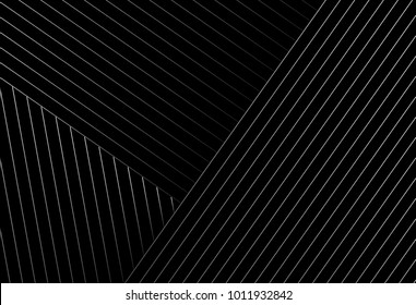 abstract black background with diagonal lines
