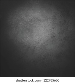 abstract black background vector, old black vignette border frame on white gray background, vintage grunge background texture design, black white monochrome background for printing brochure paper ads
