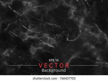 Abstract black marble texture, Vector pattern background, Trendy template inspiration for your design product such as various greeting cards or architectural and decorative.