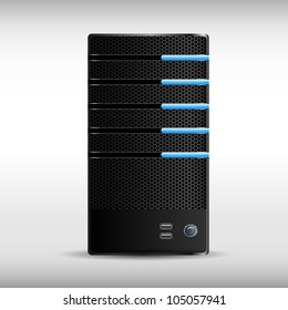 An abstract black server width gloving bunts.