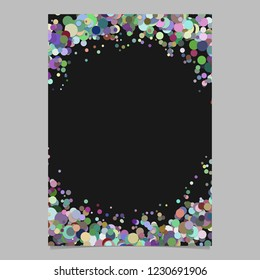 sprinkle border images stock photos vectors shutterstock