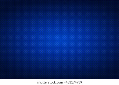 Abstract blue pattern texture background vector