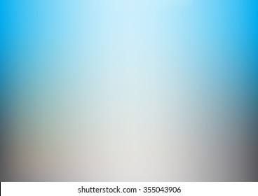 abstract blue silver background with smooth gradient colors and multicolor texture design for brochure / Easter / Christmas / web template