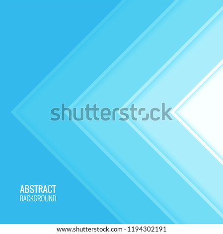 abstract blue steps background vector stock vector royalty free