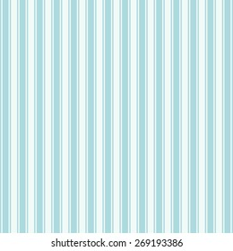 Abstract blue striped pattern background.