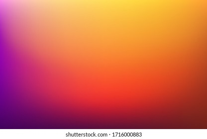 Abstract blurred gradient mesh background in soft colors. Colorful smooth banner template. Easy editable soft colored vector illustration in EPS10 without transparency.