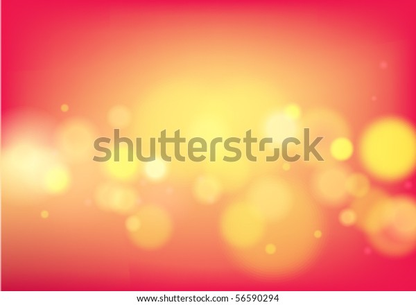 Abstract Bokeh Effects