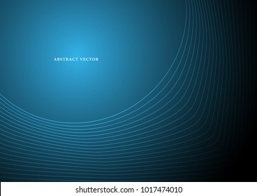 Abstract bright and colorful background with wavy or curved lines.Vector illustrations.