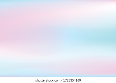 Abstract bright holographic foil gradient pastel neon colorful background