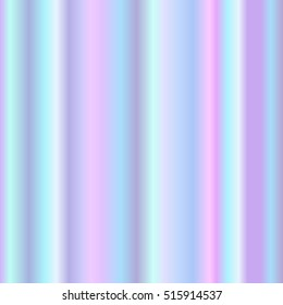 Abstract bright lines holographic background for trendy design
