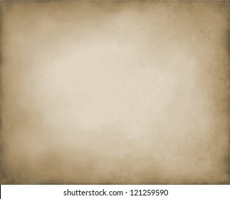 abstract brown background tan color, elegant warm background of vintage grunge background texture white center, brown paper bag style or old parchment for brochure, brown vector background, burnt edge