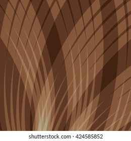 Abstract brown lines Background Texture
