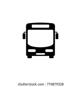abstract bus logo