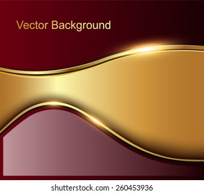 Abstract business background, elegant vector illustration.