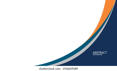 abstract business banner background design
