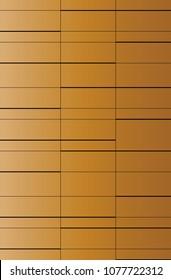 Abstract business logo vector. Design black line random pattern on gold background. Design print for company identity. Set 2