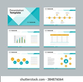 abstract business template presentation background