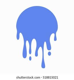 Abstract circle logo design