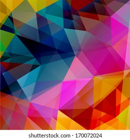 Abstract colorful background. Rainbow colors. Spectrum.