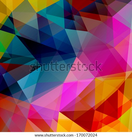 Abstract Colorful Background Rainbow Colors Spectrum Stock