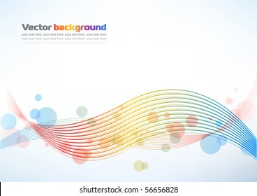 Abstract colorful background. To see more go to my portfolio...